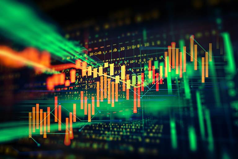cuadro de datos económicos digitales3d