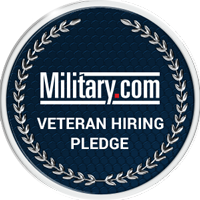 Military.com Veteran Hiring Pledge Award
