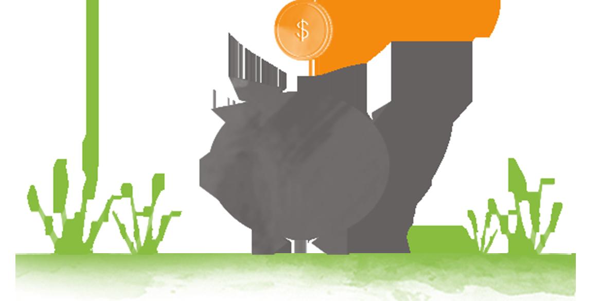 Calculadoras de ahorros