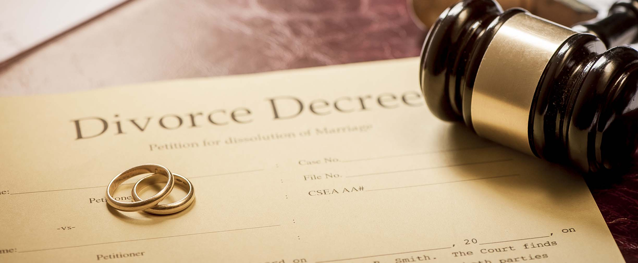 financial impact of divorce