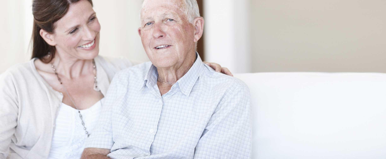 cuidar de los padres ancianos