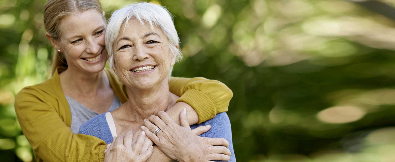El costo de cuidar a padres ancianos