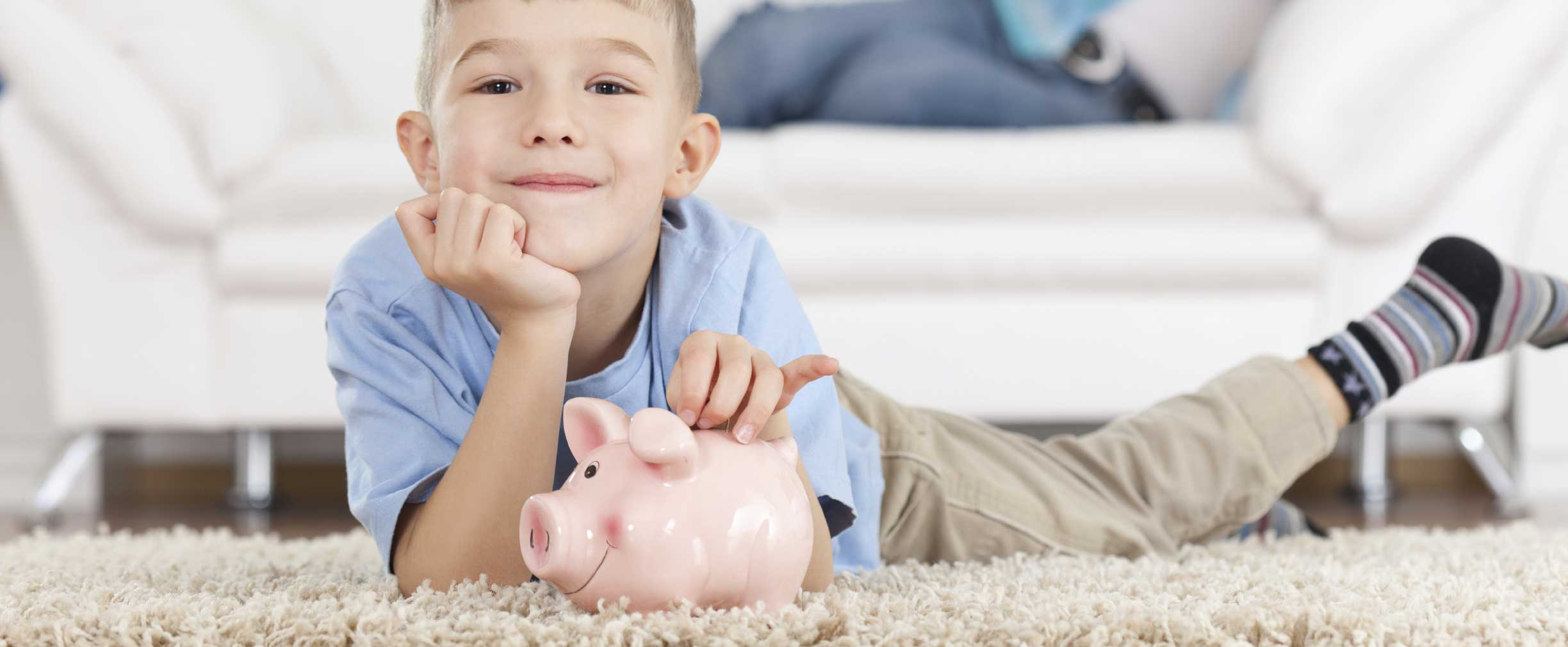 5 Creative Ways to Save for a Child's College Education