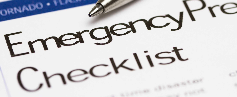 como crear un plan de emergencia familiar