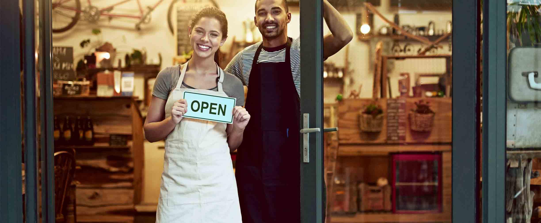 propietarios de pequeños negocios