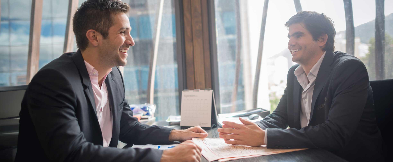 servicios bancarios para pequeños negocios