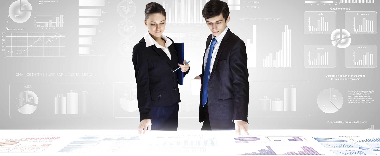Analizar los datos de inteligencia comercial