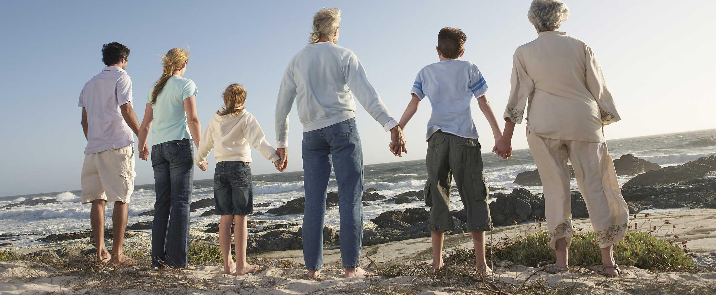 vacaciones familiares multigeneracionales