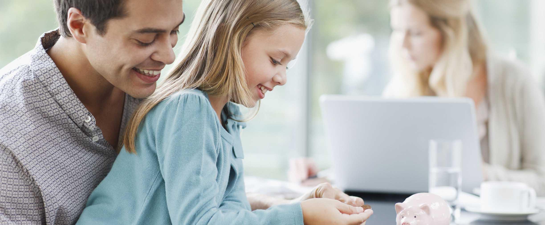 hablar con los hijos sobre el dinero