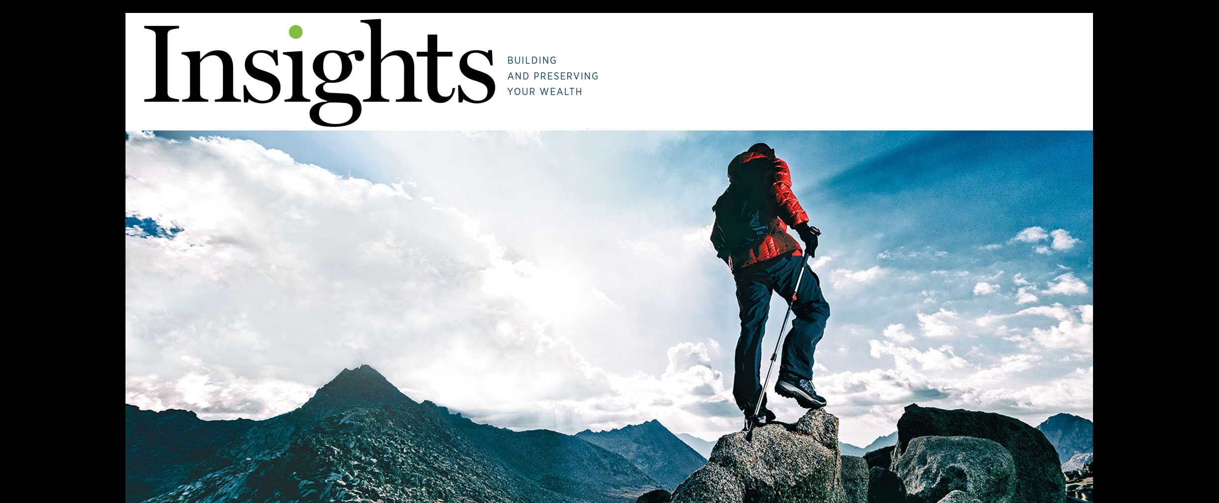 Wealth Insights Magazine Fall 2016
