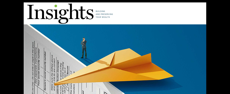 Revista Insight sobre patrimonio, primavera de 2018