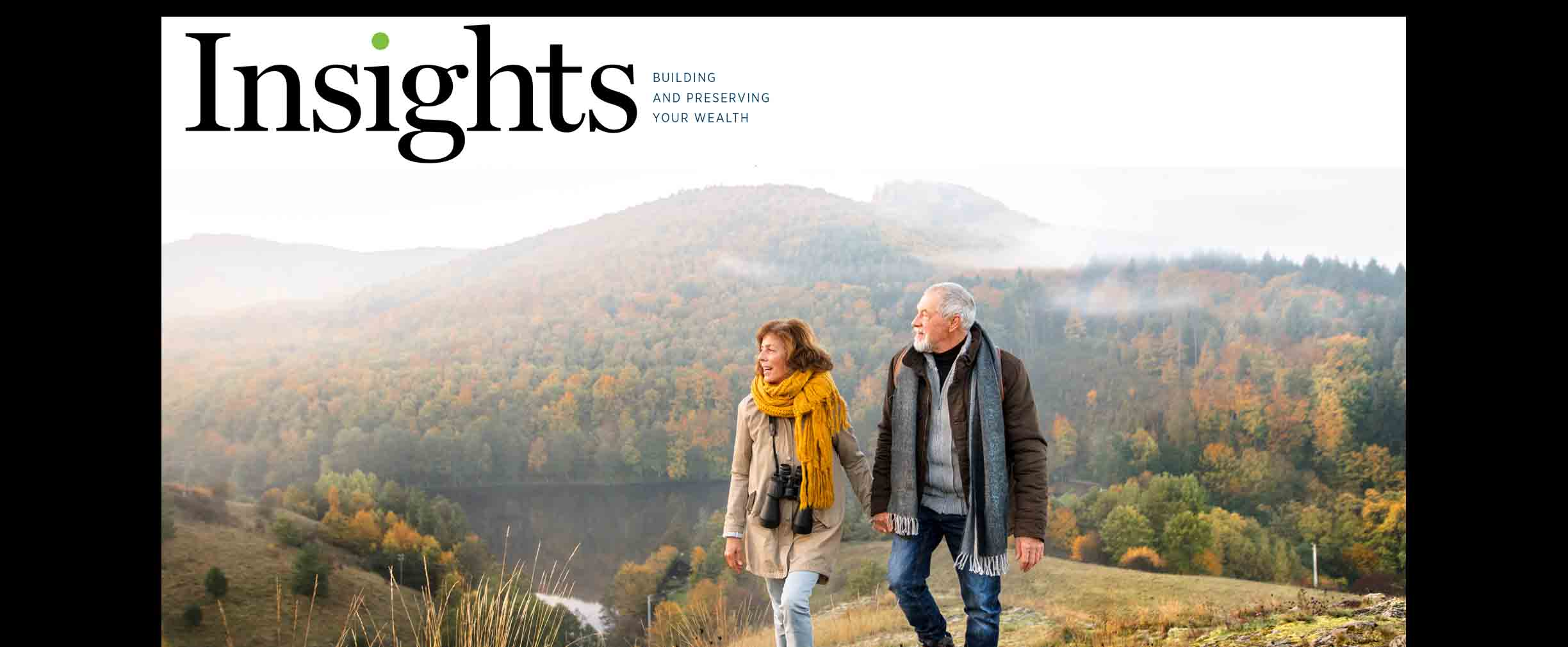 revista wealth insights, invierno de 2019