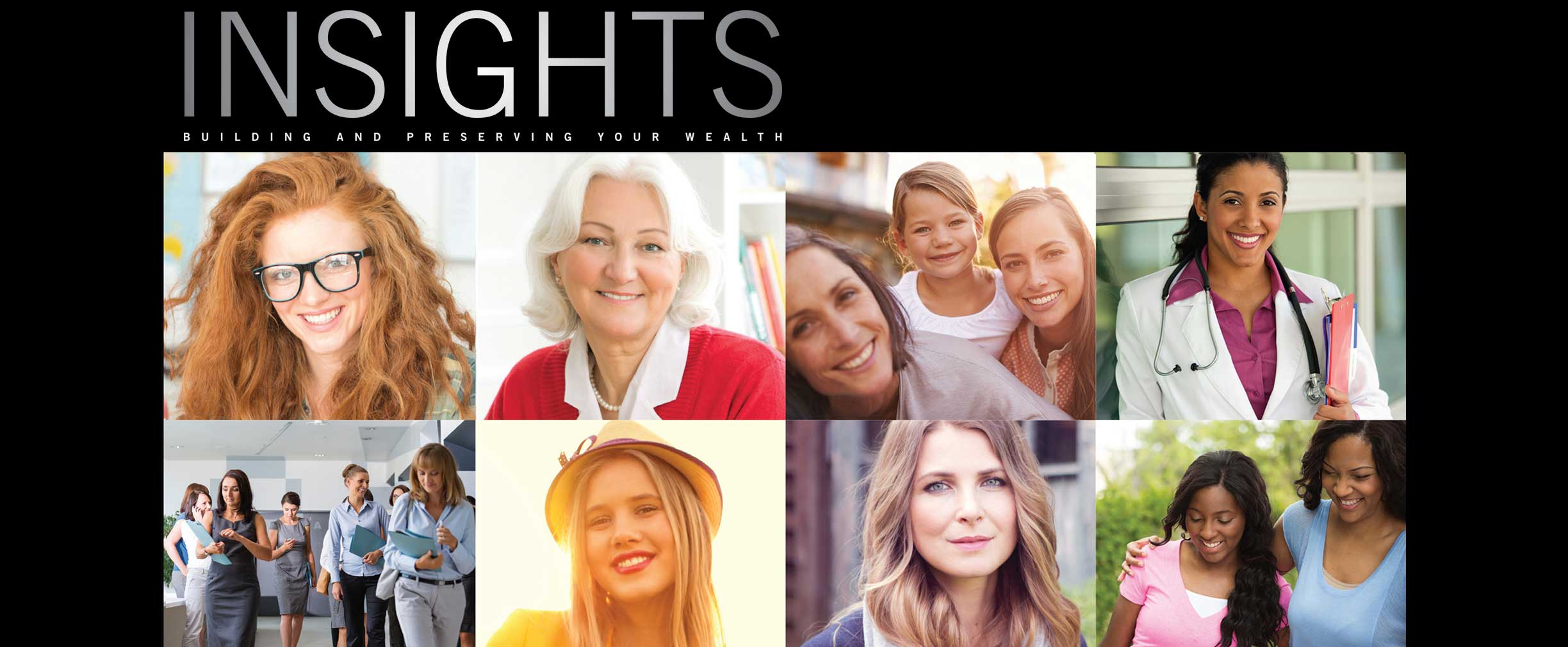 Insights Magazine Fall 2015 Women and Wealth