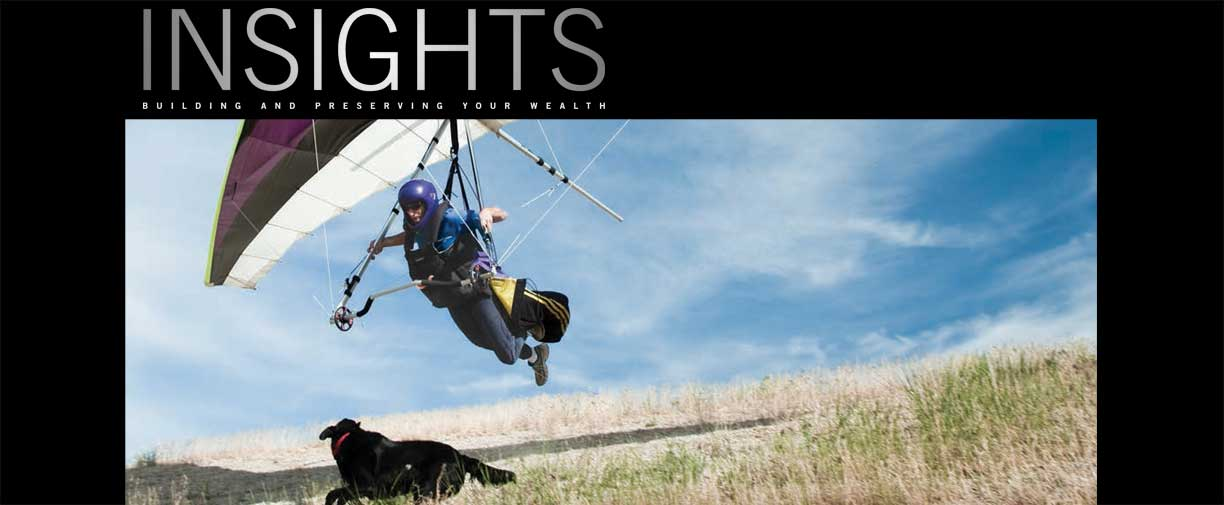 Wealth Insights Magazine Spring 2015 - Reinventing Retirement