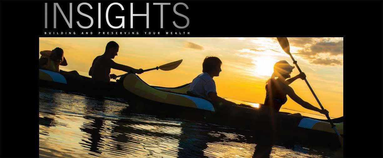Revista Wealth Insights, verano de 2015: crear un legado familiar