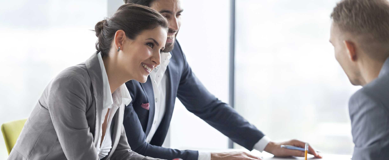 crear valor con los servicios de administración de tesorería