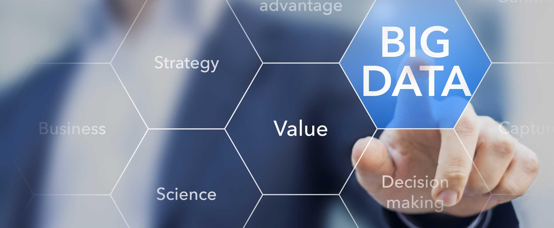 la personalización de los grandes datos