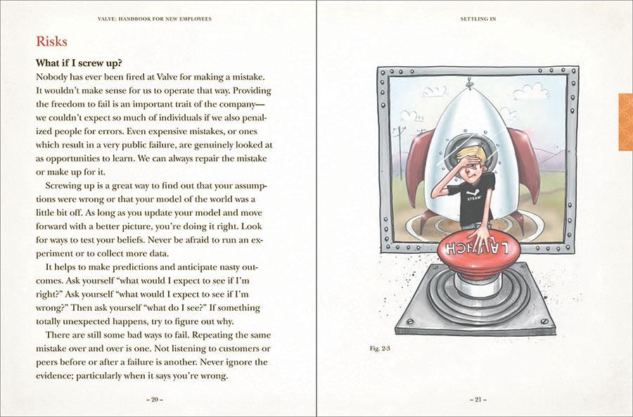 manual del empleado de valve
