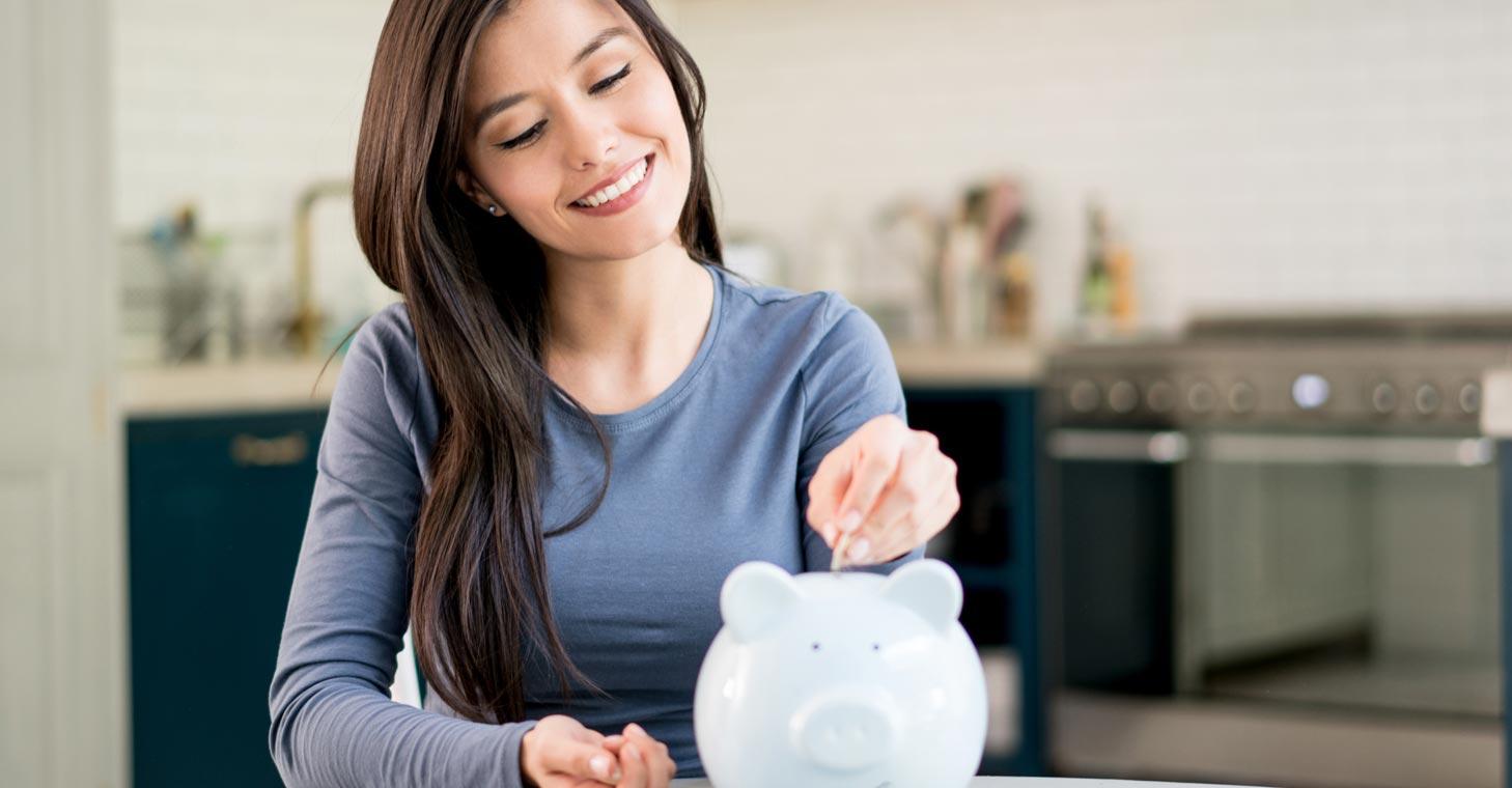 5 formas de ahorrar dinero a los veintitantos