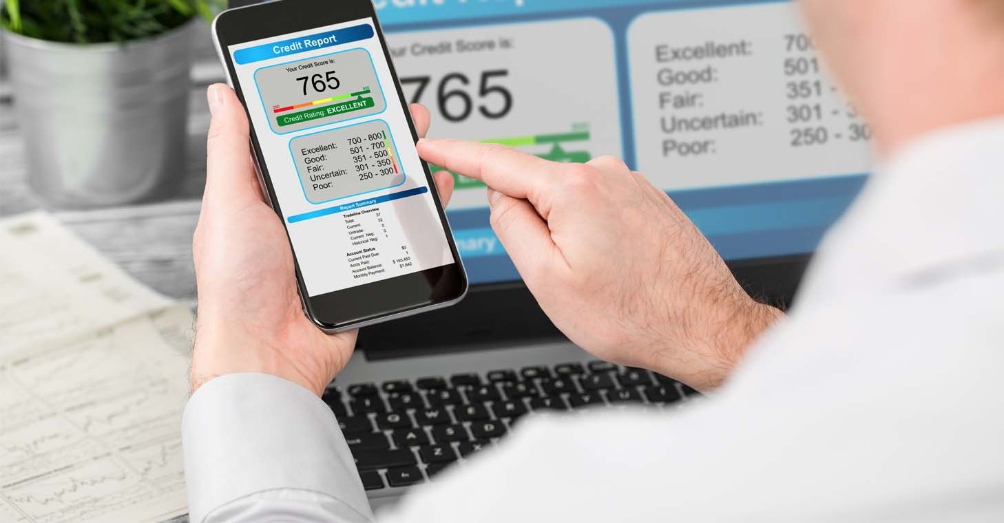mantener una buena calificación crediticia
