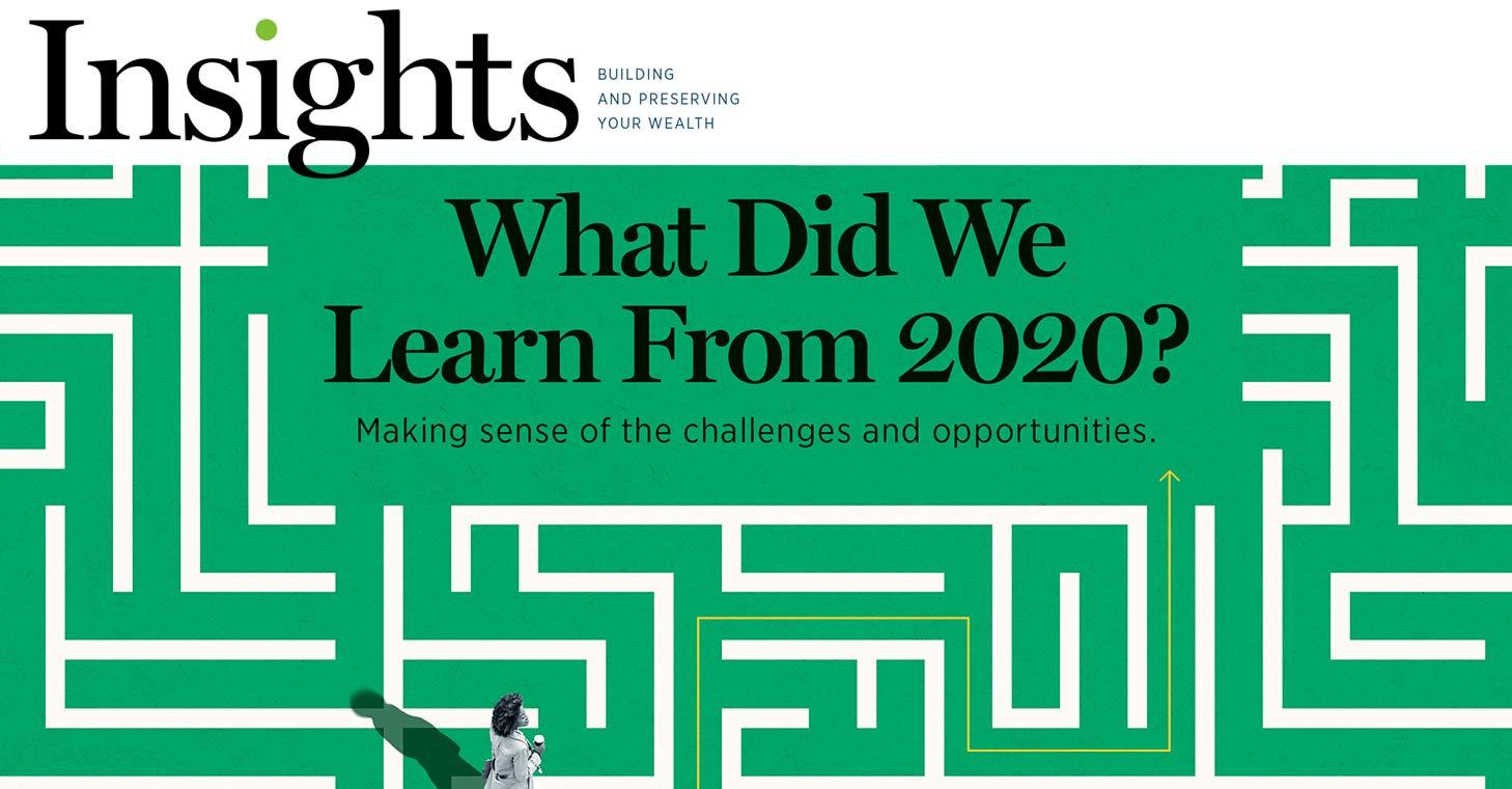 Revista Wealth Insights, invierno de 2021
