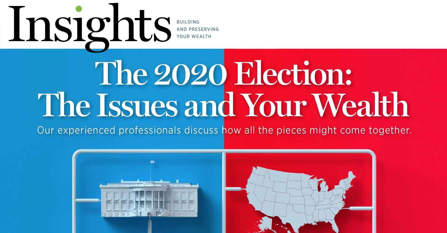 Edición de otoño de 2020 de la revista Wealth Insights