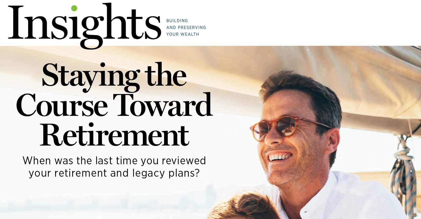 Revista Wealth Insights, verano de2021