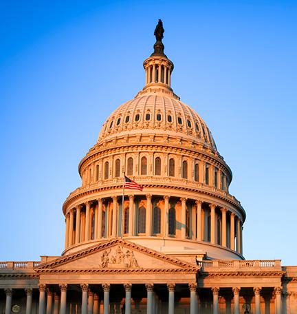 Edificio del Capitolio de los Estados Unidos
