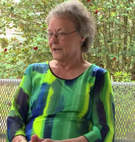 Video: Sarah Stewart: el lazo que une