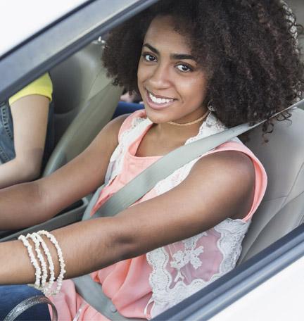 conductor adolescente