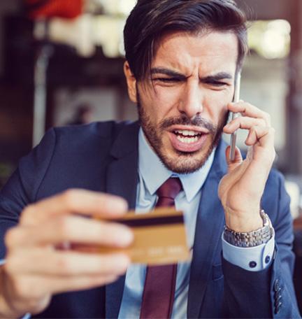 fraude en tarjetas de crédito