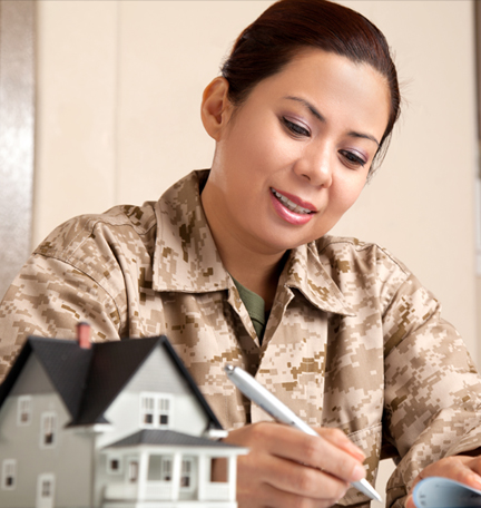 comprender los préstamos del VA