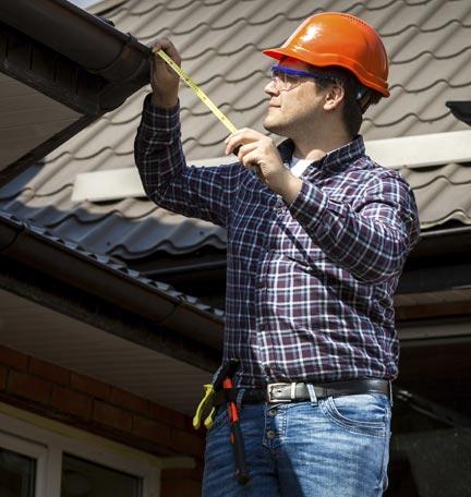 inspección de viviendas