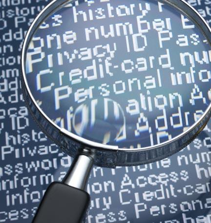 protección contra el robo de identidad desde el hogar
