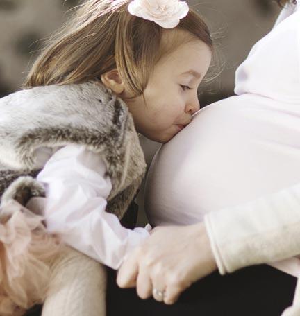 Mantener los costos bajos para dar la bienvenida a un segundo bebé