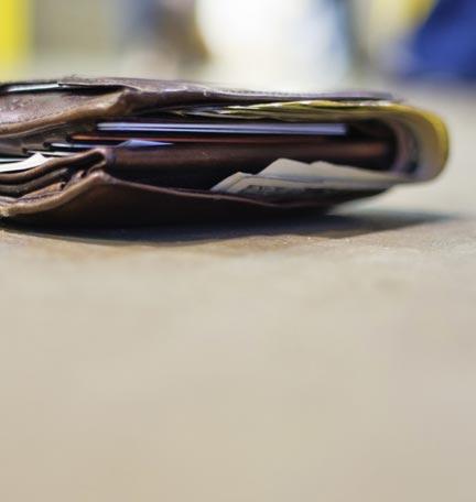 qué debe hacer después de perder su billetera