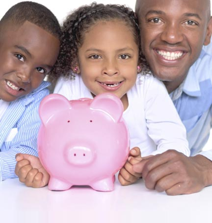 raising financially independent children
