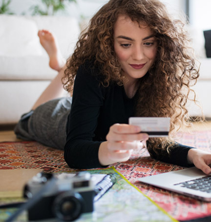 budgeting with prepaid cards