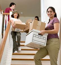 Reubicación laboral: mudanza por nuevo trabajo