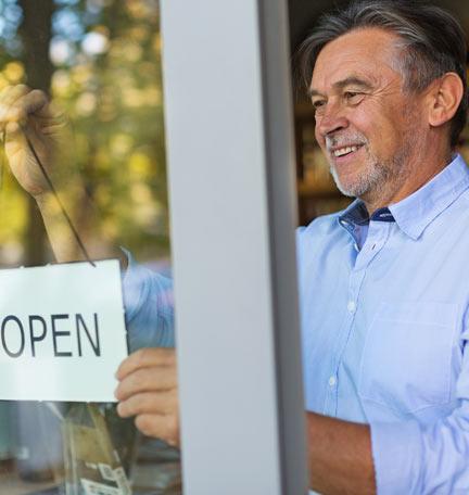 preocupaciones de los propietarios de pequeños negocios
