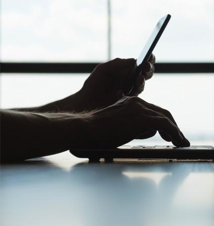 indicación de autenticación de dos pasos en un dispositivo móvil