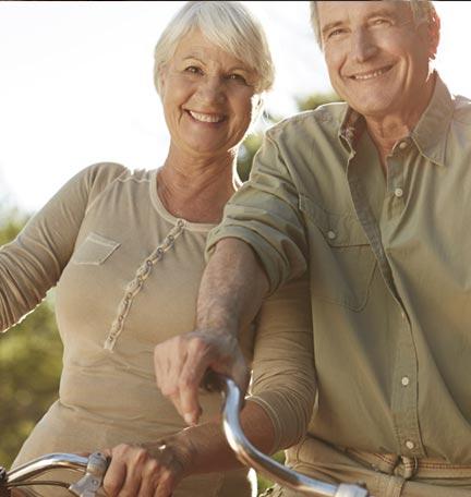 disfrutar de la jubilación