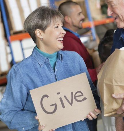 ser voluntarios durante la jubilación