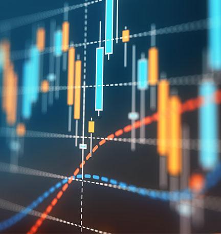 gráfico de mercados