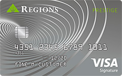 Chip Prestige Signature Credit Card