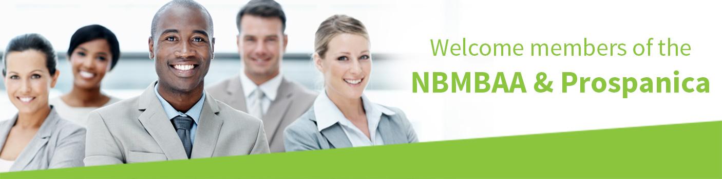 Welcome memeber of the NBMBAA