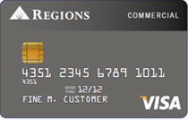 Regions Commercial Card