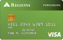 Regions Commercial Purchasing Card