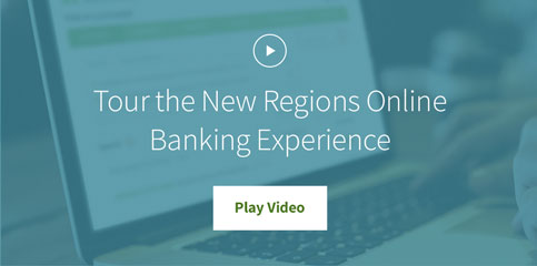 Tour The New Online Banking Experience. Play Now.