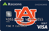 Auburn University CheckCard